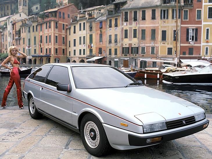 Concept Car, Italdesign Isuzu Asso di Fiori, 1979